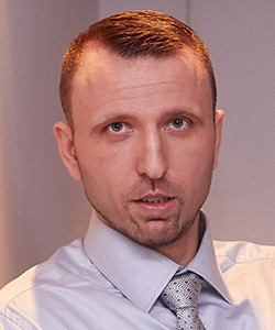 Mr.Sc. Davor Iljkić